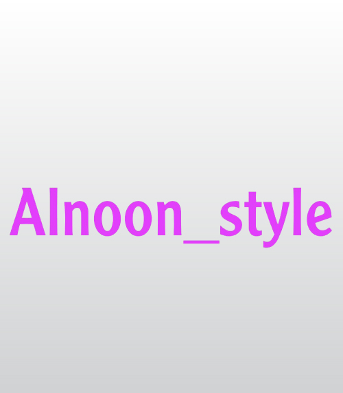 Alnoon Style